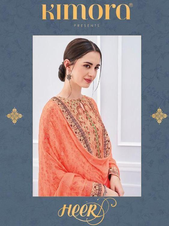 7d6d3d81f7 kimora heer vol 42 digital printed salwar suits catalogue wholesale online  price - Krishna Creation