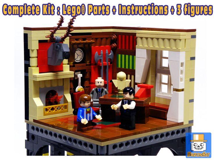 how to build a lego batmobile