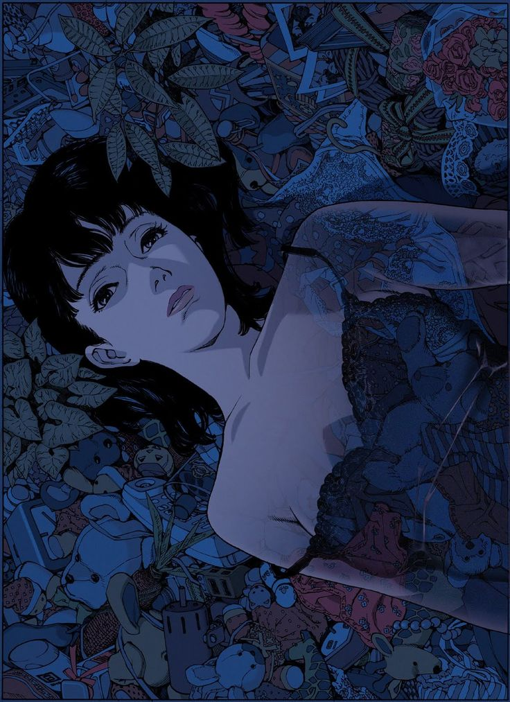 26 best Satoshi Kon images on Pinterest | Satoshi kon, Anime art ...