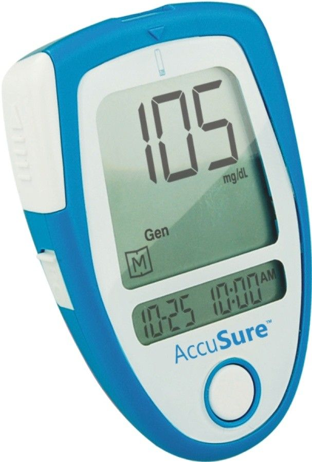 Dr. Gene Accusure No Code Blood Glucose Monitor Buy Online at Best Price in India: BigChemist.com