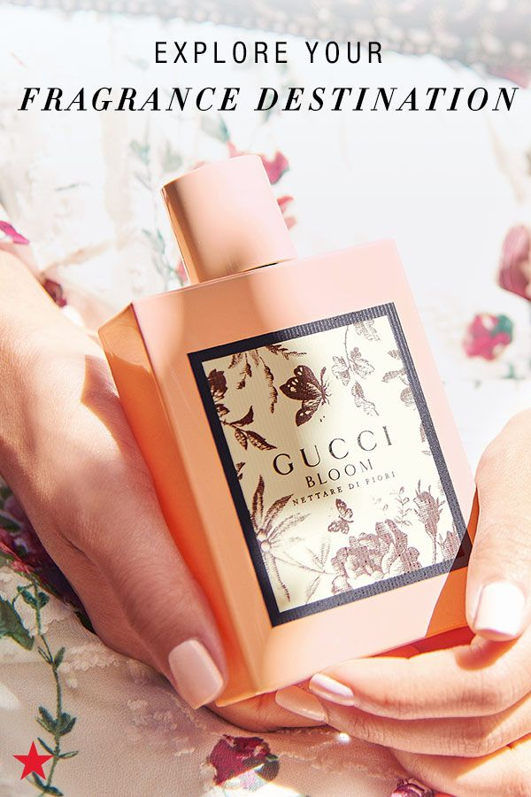 b14af75eb Explore your fragrance destination with all the scents to know and love.  Discover new arrivals like Gucci Bloom Nettare Di Fiori.