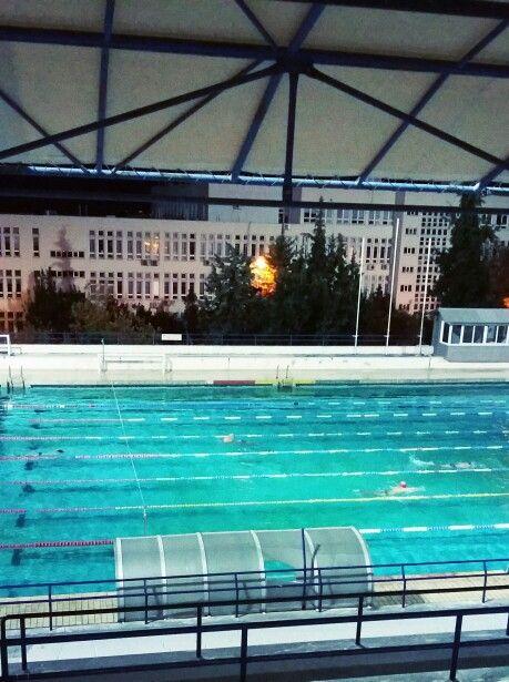 Εθνικο Κολυμβητηριο στην περιοχή Thessalonika
