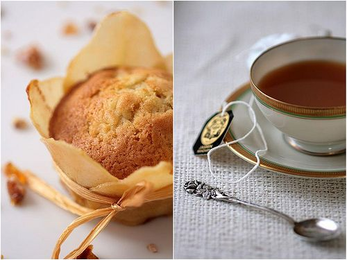 Pear And Pecan Tea Cakes With Pecan Praline |Recipe (fr ...