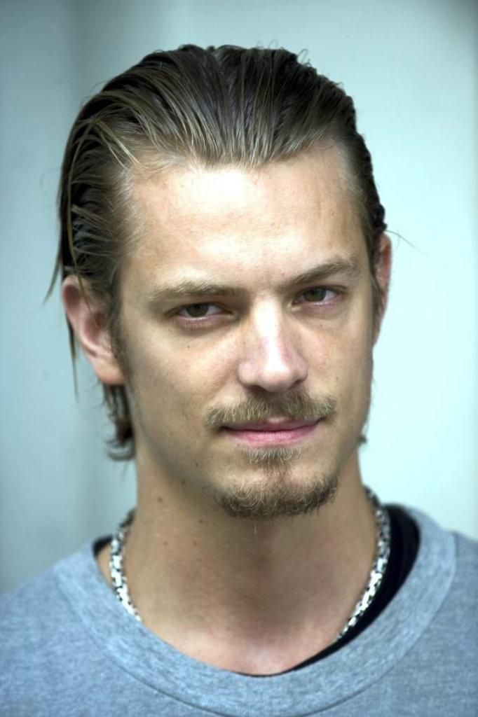 Man crush Monday the killing | Joel Kinnaman - The Killing Wiki