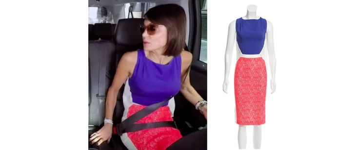 Real+Housewives+of+New+York:+Season+9,+Episode+2:+Bethenny+Frankel`s+Blue+and+Pink+Dress