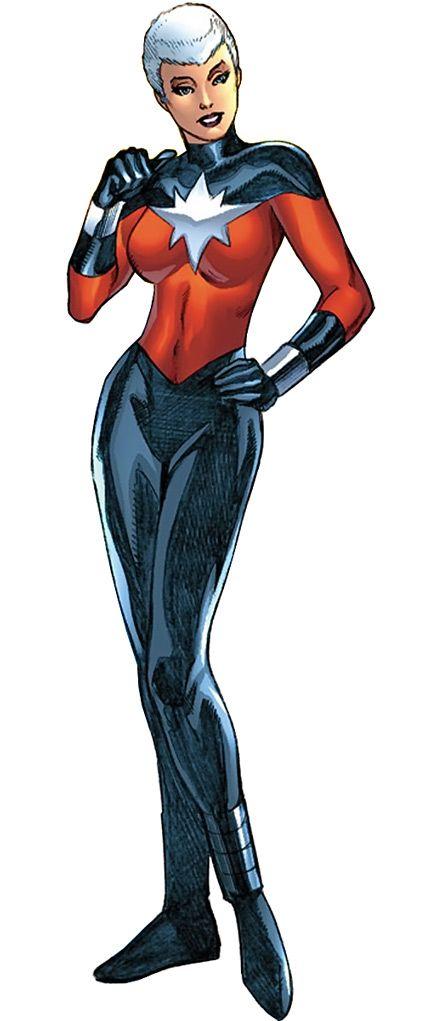 Phyla-Vell - Marvel Comics - Captain Marvel - Pre-Quasar