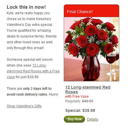 30 best Examples of Effective Email Marketing images on Pinterest - follow up email
