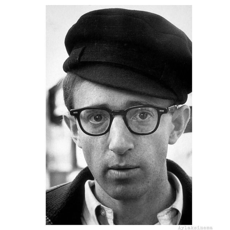 #Trivia  As a boy growing up in Brooklyn he spent most of his time alone in his room practicing magic tricks or his clarinet.  #Quote  Bisexuality immediately doubles your chances for a date on Saturday night.  #woodyallen #woody #genius #clever #man #weird #director #music #anniehall #manhattan #midnigthinparis #aylaksinema #cool #handsome #cinema #movie #movies #love #instagood #photooftheday #amazing#instacool#style #trivia #top