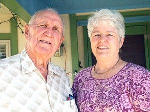 Rear Admiral Albert Kelln (retired) and his wife, Cecily, enjoy life at their Llano-area home. The admiral spent 28 years in the U.S. Navy, ... #geneabloggers #genealogy