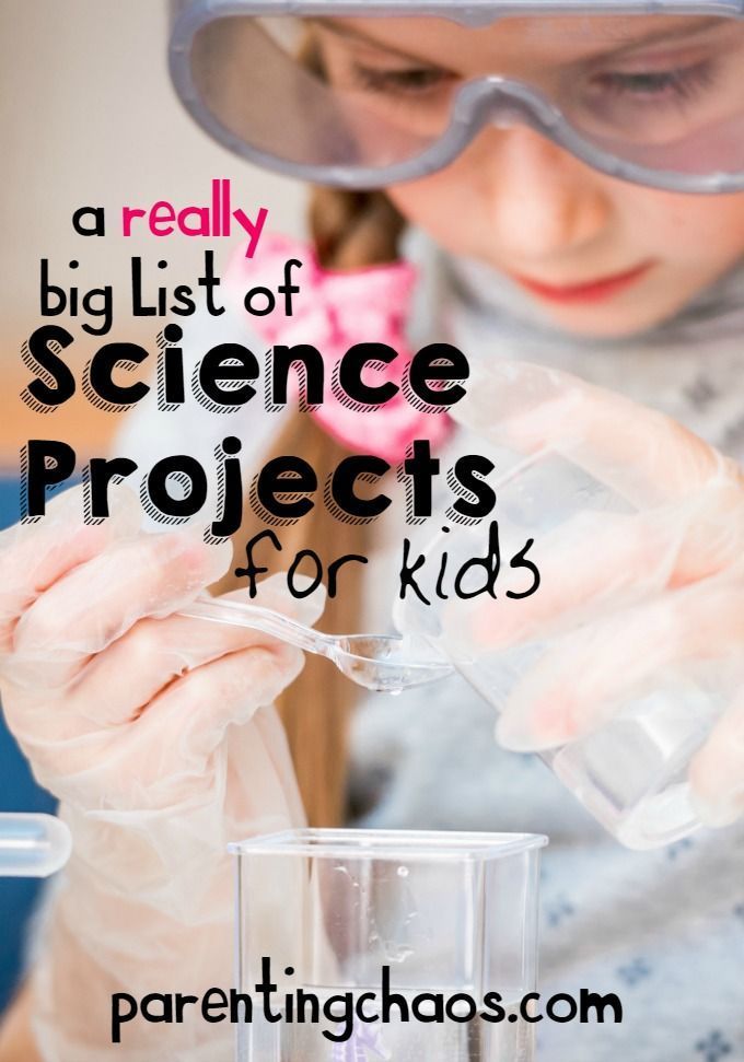 Here's list of great science experiments for kids with instructions that you can do right at home or at school.