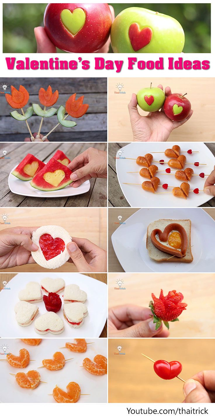 Here are some of my favorite Valentine's Day Food Ideas for you!