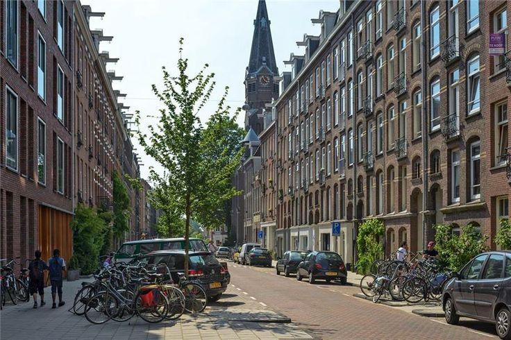 Van Ostadestraat Amsterdam