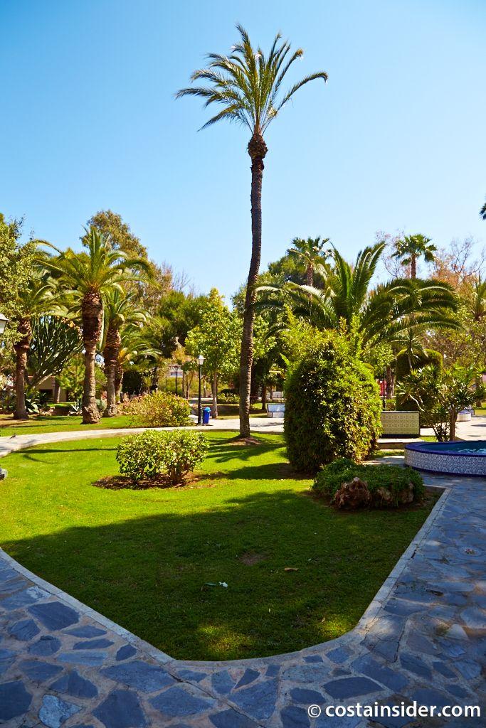 Parque Doña Sinforosa - Torrevieja Insider