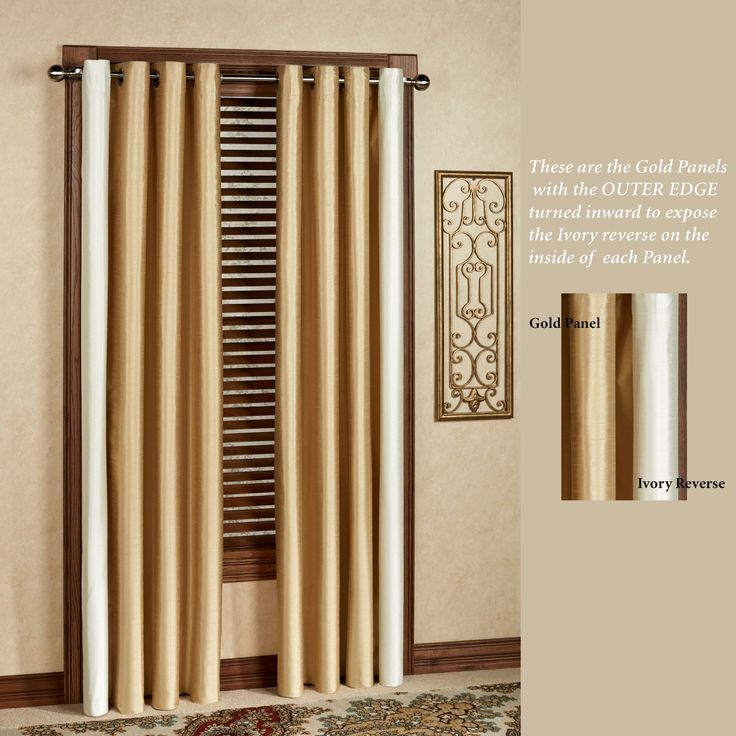 Awesome Epic Extra Wide Drapes 12 About Remodel Small Home Decoration Ideas  With Extra Wide Drapes · Patio Door ...