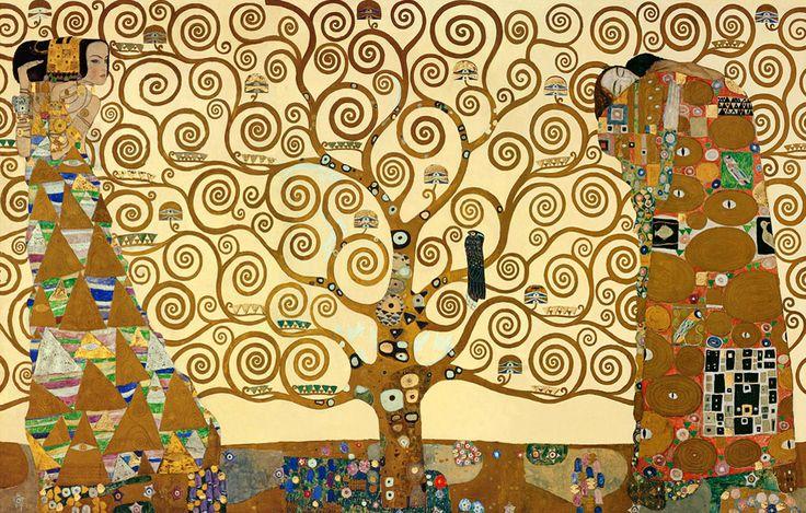 The Tree of Life | Gustav Klimt 1909