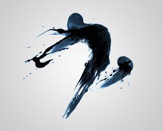 Dance Logo on Pinterest | Logos, Behance and Yoga Logo                                                                                                                                                                                 More