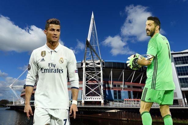 Τελικός Champions League Γιουβέντους – Ρεάλ Μαδρίτης