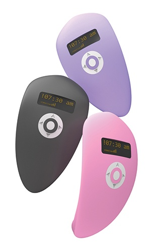 The vibrating Alarm Clock that wakes you up with a buzz (from screwysextoys.com)
