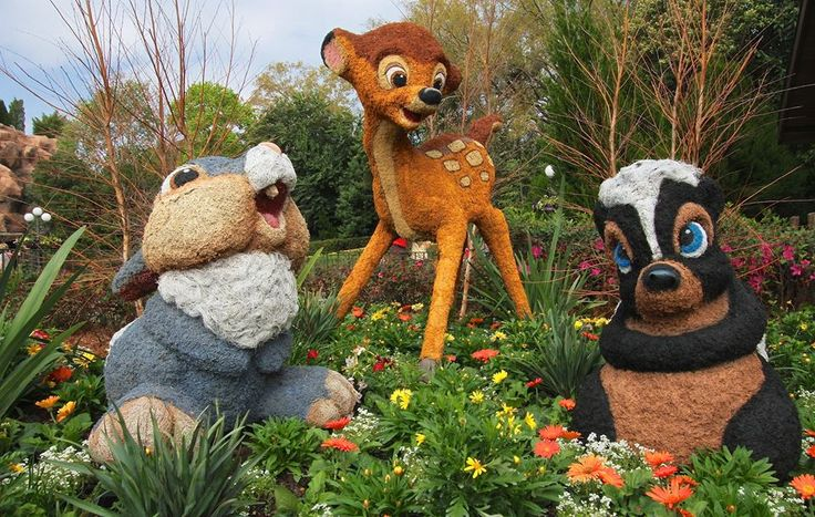 ~ Love Is A Song That Never Ends (Epcot Flower & Garden Festival)
