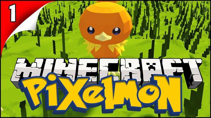 ▶ Minecraft Pixelmon - EP1 - by Biggs87x. #Biggs87x #YouTuber #Gaming #Minecraft