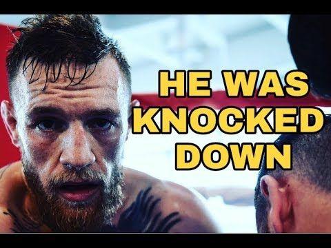 MMA Conor McGregor: Paulie Malignaggi was Knocked Down, concussed badly