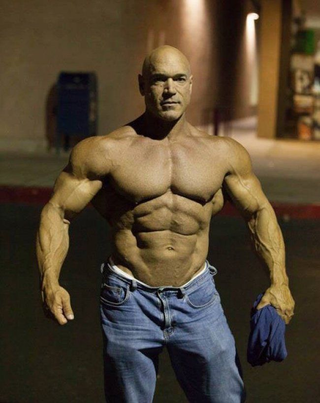 10 Most Incredible & Badass Old Age Bodybuilders   Reckon