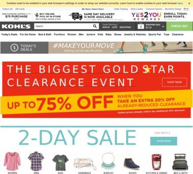 56 best great deals coupons images on pinterest finance find kohls promo codes coupons deals plus save at kohls when you shop fandeluxe Image collections