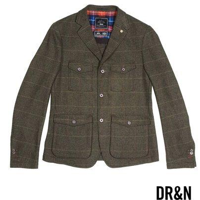 Tweed Jacket by Do Rego & Novoa