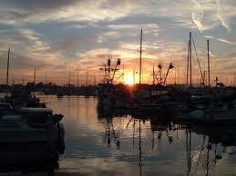 Ventura Harbor-has a really good seafood restaurants!