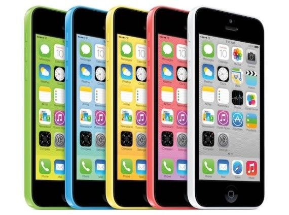 Apple iPhone 5C – Officially Unveiled