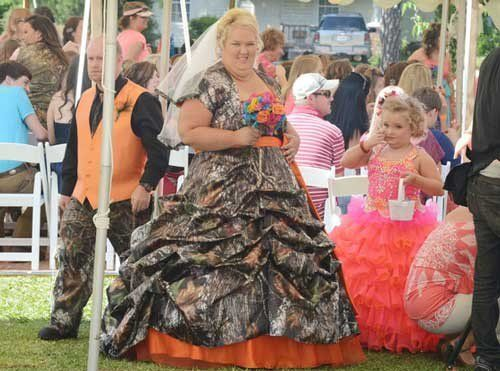 """And we mustn't forget Honey Boo Boo's"""" Mama June ..WTH was she thinking?"""