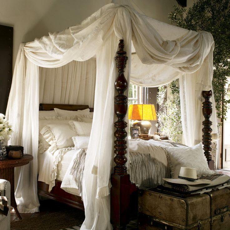 Best 25+ Canopy beds ideas on Pinterest