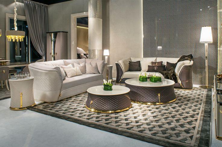 Vogue collection for Turri designed by Andrea Bonini