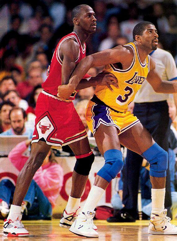 c01e58381a7 Flashback    Michael Jordan in the Air Jordan IV