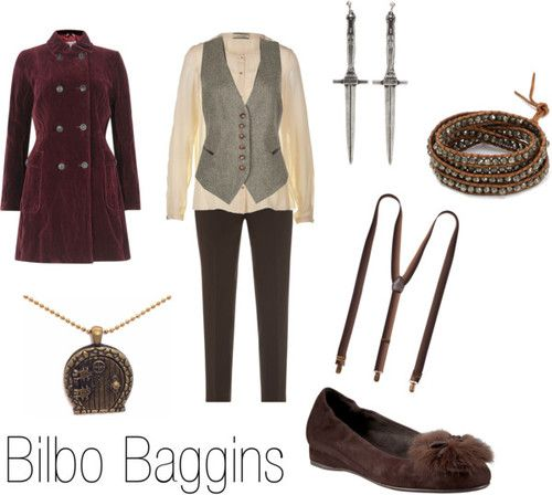 hobbit fashion | Hobbit inspired fashion - challenge? - YouLookFab Forum