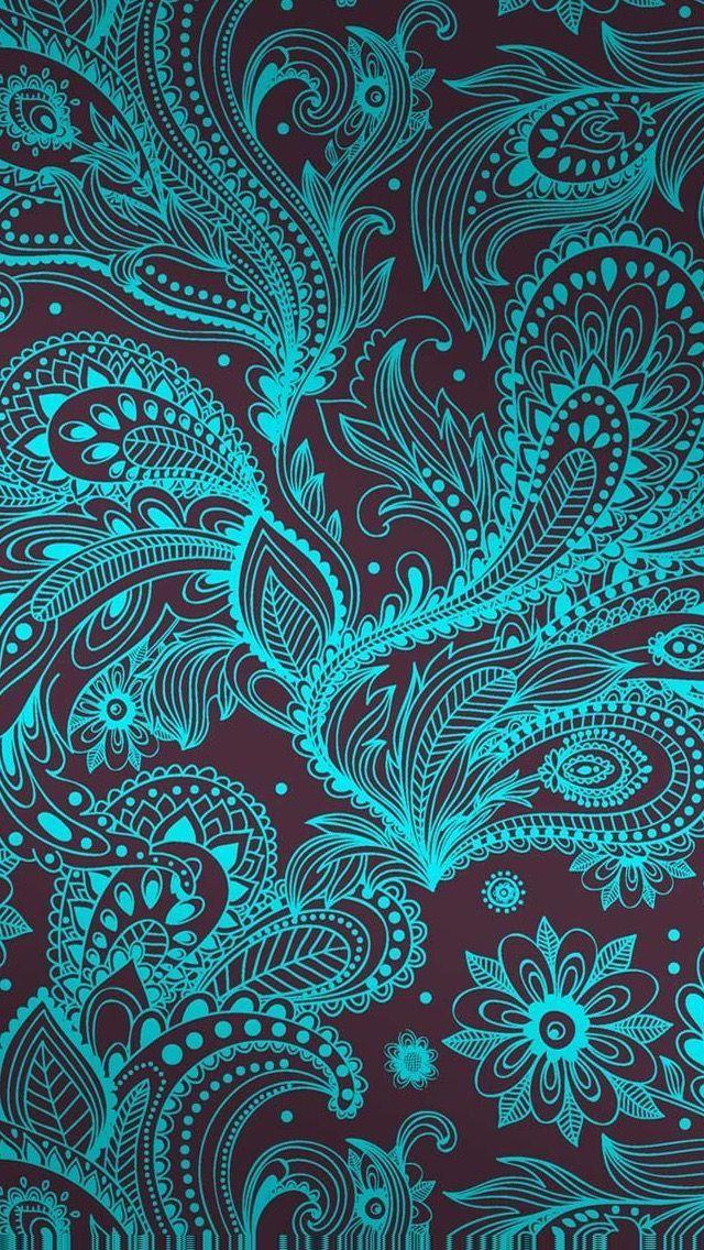 395 Best Paisley Junk Images On Pinterest Iphone