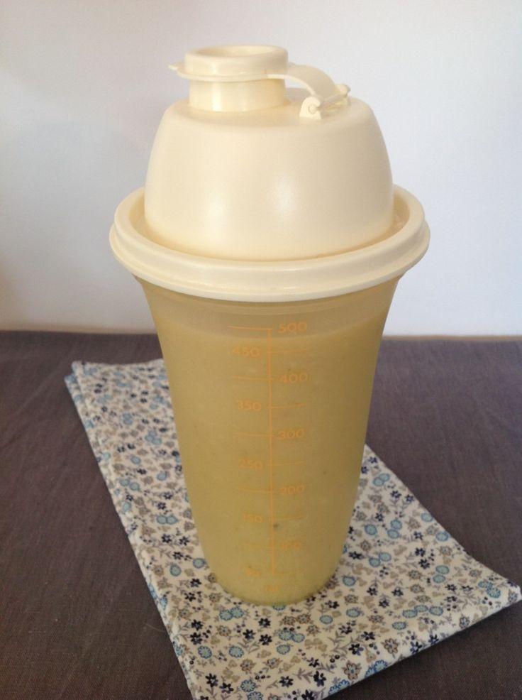 Recette de la sauce salade légère, pour changer des sauces au yaourt à 0 % ...