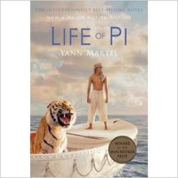 life of pi book yann martel | The Life Of Pi by Yann Martel - In Photos: The Books Inspiring Startup ...