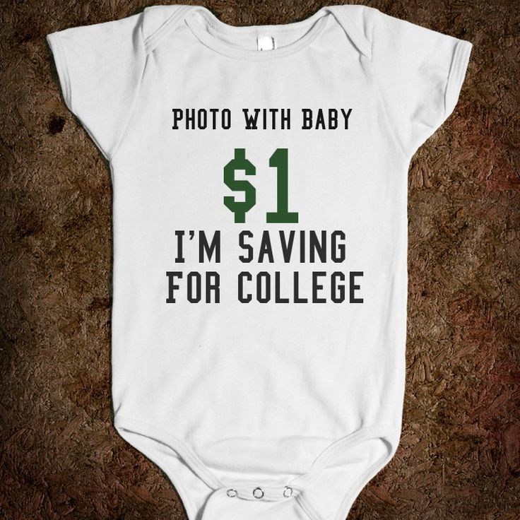 Haha! I'm so buying this when I have a baby!