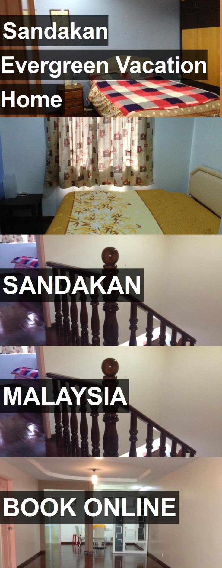Hotel Sandakan Evergreen Vacation Home in Sandakan, Malaysia. For more information, photos, reviews and best prices please follow the link. #Malaysia #Sandakan #travel #vacation #hotel