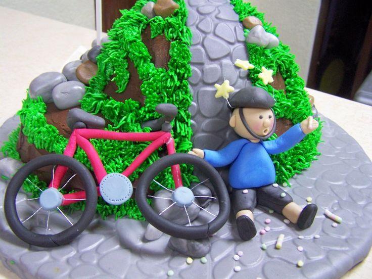 Boss birthday cake