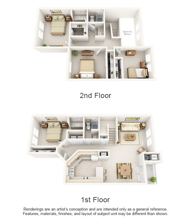 Plan E Small House Plans Small House Layout House Floor Design