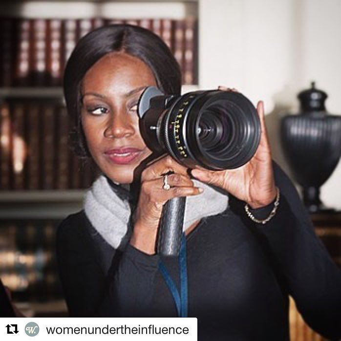 "#aunitedkingdom #film @iammaasante at #her #best  #Repost @womenundertheinfluence with @repostapp  AMMA ASANTE  congratulations on opening the London Film Festival last night with A UNITED KINGDOM a true story about an inter-racial marriage that rocked the British establishment.  It's great to see LFF opening with a female director for the second year. LLF director CLARE STEWART commented ""(this film) celebrates the triumph of love and intelligence over intolerance and oppression and…"