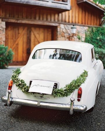 85 best wedding car decorations images on pinterest wedding cars classychassisrentals weddingcars classy getaway how about decorating your getaway car junglespirit Image collections