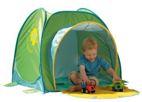 Nursery Sun Tent Beach Garden Children UV Protection Sun Block Play  sc 1 st  Pinterest & Best 25+ Baby beach tent ideas on Pinterest | Babies at the beach ...