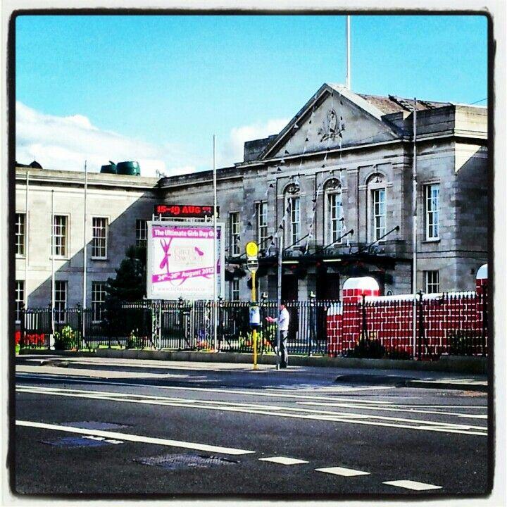 RDS Simmonscourt in Dublin
