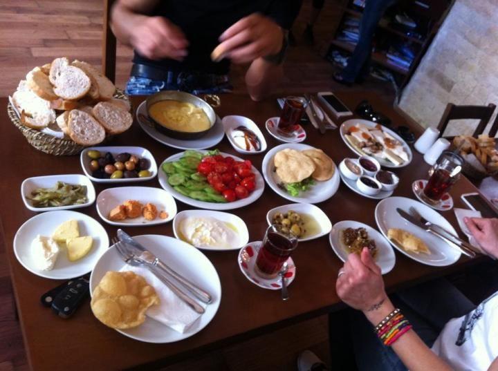 foursquare - predio cafe - istanbul kahvaltı mekanları