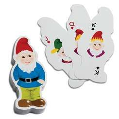 Gnome Crazy - Gnome Playing Cards