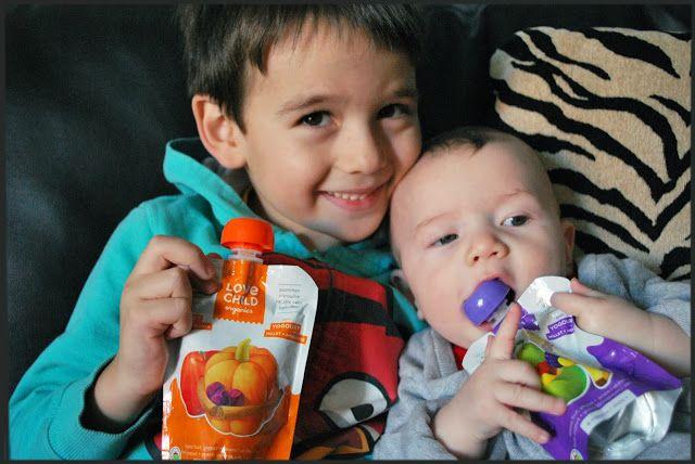 Au banc d'essai: Les purées Love Child Organics. Par Nana Toulouse