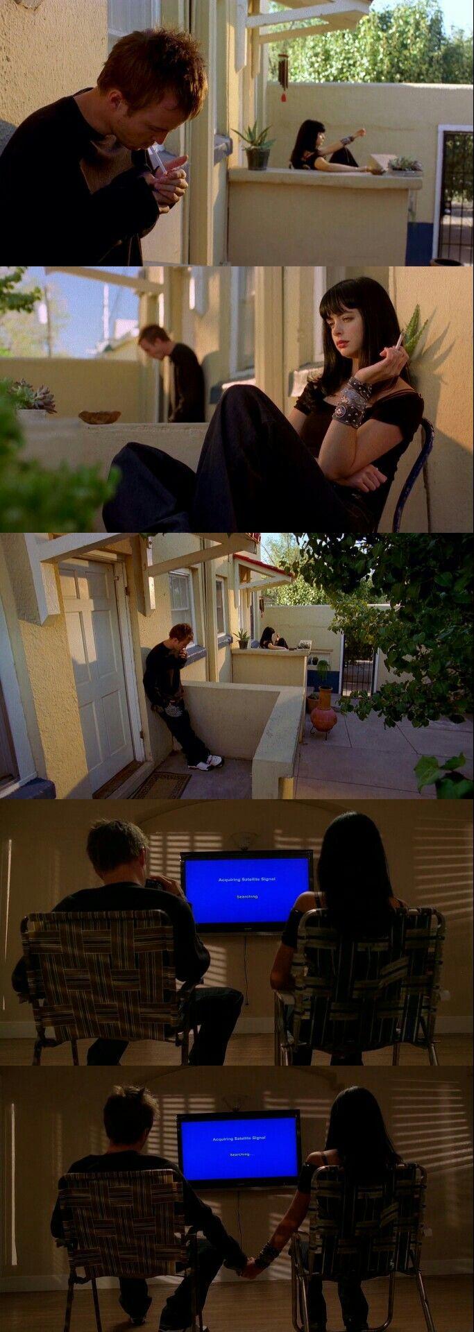 Jesse pinkman and Jane Margolis(Breaking Bad).